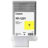 Canon PFI-120Y - Geel/Yellow 130 ml - 2888C001