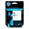 HP 11 Printkop Cyaan - C4811A