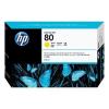 HP 80 - 175 ml Geel inkt cartridge - C4873A