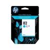 HP 82 - 69 ml Cyaan inkt cartridge - C4911A