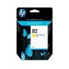 HP 82 - 69 ml Geel inkt cartridge - C4913A