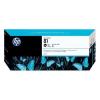 HP 81 - 680 ml DYE Zwart inkt cartridge - C4930A