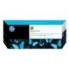 HP 81 - 680 ml DYE Geel inkt cartridge - C4933A