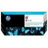 HP 81 Printkop DYE Magenta - C4952A
