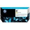 HP 81 Printkop DYE Geel - C4953A