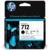 HP 712 Zwart 80ml - 3ED71A