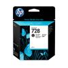 HP 728 - 69 ml Mat Zwart Inkt Cartridge - F9J64A