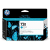 HP 730 - 130 ml Cyaan DesignJet Inkt Cartridge - P2V62A