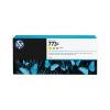 HP 773C gele DesignJet 775 ml inktcartridge - C1Q40A