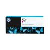 HP 773C magenta DesignJet 775 ml inktcartridge - C1Q39A