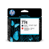 HP 774 Matte Black/Chromatic Red DesignJet Printhead - P2V97A