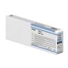 Epson - 700 ml Licht Cyaan UltraChrome® PRO12 K3 inkt cartridge - C13T44J540