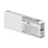 Epson - 700 ml Licht Zwart UltraChrome® PRO12 K3 inkt cartridge - C13T44J740