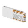 Epson - 700 ml Oranje UltraChrome® PRO12 K3 inkt cartridge - C13T44JA40