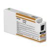 Epson - 350 ml Oranje UltraChrome® PRO12 K3 inkt cartridge - C13T44QA40