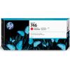 HP 746 Chromatisch Rood 300ml - P2V81A