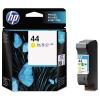 HP 44 Geel/Yellow 42ml - 51644YE