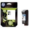 HP 45 Zwart/Black 42ml - 51645AE