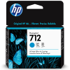 HP 712 Cyaan 29ml - 3ED67A