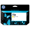 HP 728 Geel 130ml - F9J65A