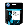 HP 728 Mat Zwart 69 ml - F9J64A