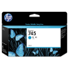 HP 745 cyaan ink 130ml - F9J97A
