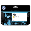 HP 745 geel ink 130ml - F9J96A