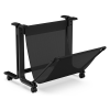 HP DesignJet T200 - T600 24-in Printer Stand - 00